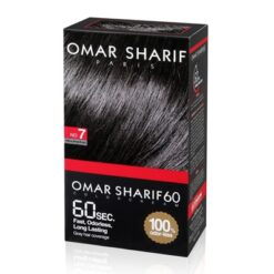 Omar natural black brown